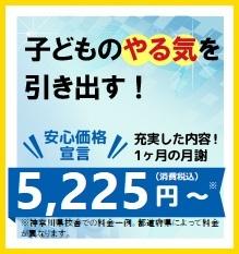 4,750円(消費税別)~